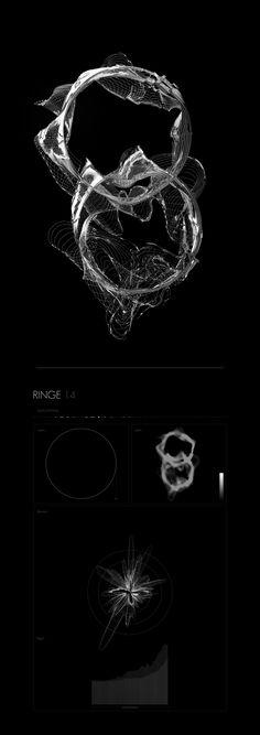 Ringe by deskriptiv , via Behance