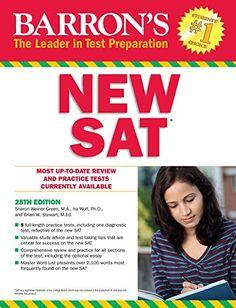 Barron's NEW SAT, 28th Edition (Barron's Sat (Book Only))... http://www.amazon.com/dp/1438006497/ref=cm_sw_r_pi_dp_CTYmxb1A7652K