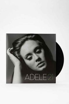 """Adele - 21 LP and MP3,BLACK,ONE SIZE"""