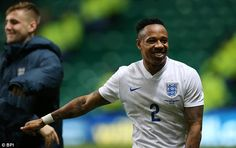 Southampton's Nathaniel Clyne has impressed for England and is set for a new Southampton c...