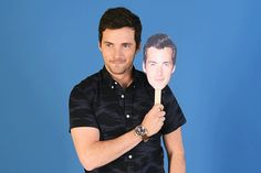 """Who is the biggest joker?  21 """"Pretty Little Liars"""" Cast Superlatives With Ian Harding"""