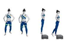 Drei Übungen zum Schutz der Shin Splints