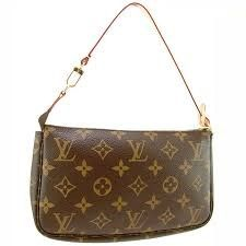 the perfect Luis for any occasion - Louis Vuitton Monogram Pochette