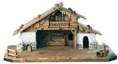 Výsledok vyhľadávania obrázkov pre dopyt wooden nativity stable