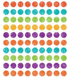 Calypso Chart Seals from Carson-Dellosa #CDWish13