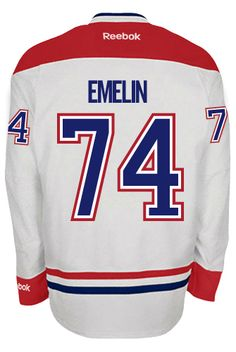a2ff9f528 CoolHockey. Nhl Hockey JerseysMontreal CanadiensHand ...