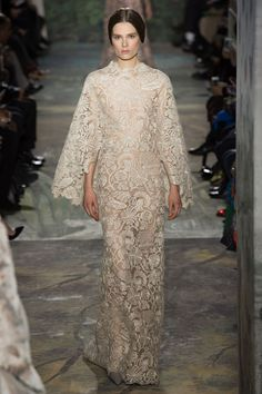The parade Valentino spring-summer 2014 couture