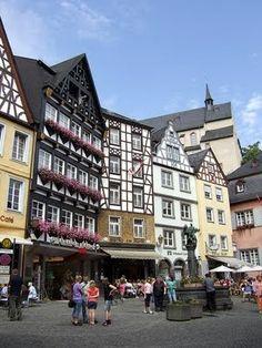 Marktplatz Cochem | Best places in the World