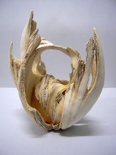 Beautiful bone like texture