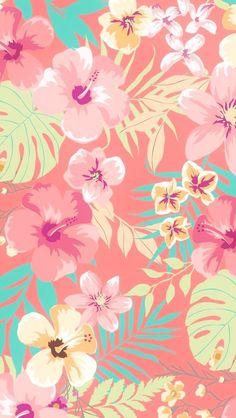 Flower Phone Wallpaper, Iphone Background Wallpaper, Cellphone Wallpaper, Aesthetic Iphone Wallpaper, Aesthetic Wallpapers, Tropical Wallpaper, Summer Wallpaper, Images Eid Mubarak, History Instagram