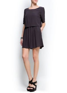 Two layers dress