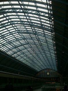 St. Pancras International, London