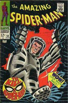 Amazing Spiderman #58 Marzo 1968