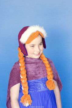 grandmotherspatternbook.com wp-content uploads 2014 10 Frozen-Princess-Anna-Inspired-Hat-Crochet-Pattern-1.jpg