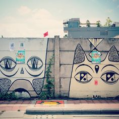 Street Art / 9 things you'll love or hate about Bali / A Globe Well Travelled