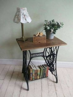recycle the old furniture