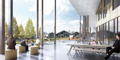 Gallery of CEBRA Wins Competition to Design Smart School in Russia - 3