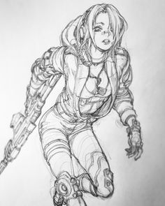 Character Sketches 385339311867369309 - ArtStation – CUT( 23 ) , Stato Ozo Source by Crokyto_ Manga Drawing, Manga Art, Drawing Sketches, Art Drawings, Comic Kunst, Comic Art, Character Sketches, Character Art, Really Cool Drawings