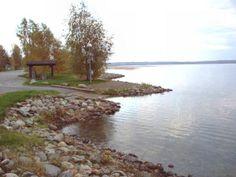 Lake Kuorinka in Liperi, Finland