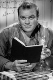 Dan Blocker - (December 1928 – May Blocker was a high school… Hollywood Stars, Classic Hollywood, Old Hollywood, Old Movies, Vintage Movies, Drama Teacher, Tv Westerns, Western Movies, Actresses