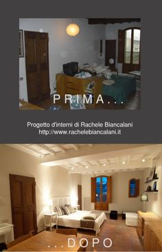 #beforeandafter #before #after #Guelfa #Florence #natural #colors #apartment - Interior Design Rachele Biancalani 2010-2011