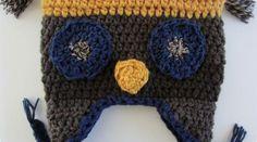 Woolly Owl Hat