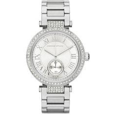 Ladies Adrienne Vittadini Watch-AD9880S125-041 , Silver