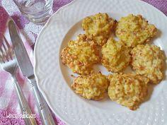 brutti ma buoni di patate, brutti ma buoni, le ricette del cuore, antipasto, contorno, patate, ricetta, facile, ricette di natale, ricette bimby