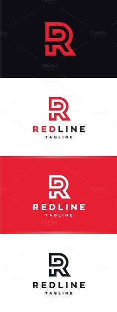 Redline - Letter R Logo