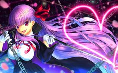 Download wallpapers BB, art, TYPE-MOON, manga, Fate Extra CCC, VS Battles