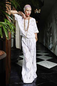 For Restless Sleepers, le pyjama de jour par Francesca Ruffini | Vogue