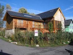 Un villaggio scozzese completamente ecologico. Un progetto sostenibile ben riuscito