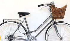 Vintage Ladies Bike, Restoration, Bicycle, Bike, Bicycle Kick, Bicycles