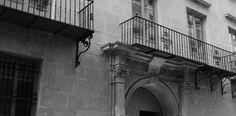 @MuseoMUBAG #MuseumWeek Palacio Gravina s.XVIII barroco, en pleno casco antiguo y muy próximos al mar, ¡bella #architectureMW!
