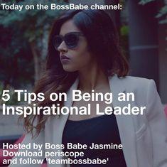 Join @jasminekaurmann at 5:30pm PST!!  Follow #TeamBossBabe NOW!  @jasminekaurmann - Self Mastery Expert & Confidence Queen @niycpidge - Happiness Coach & Mindset Boss @katgaskin - World Traveller & Creative Goal Getter @gurlgonesocial - Social Media Expert & Marketing Babe @dominiquegolightly - Mompreneur & Fitness & Fashion CEO