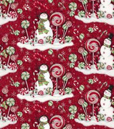 New for Susan Winget Mint Hill Snowmen Christmas Fabric ~ bthy Christmas Sewing, Christmas Fabric, Christmas Wrapping, Christmas Snowman, Vintage Christmas, Christmas Cards, Christmas Sheets, Xmas, Christmas Clipart