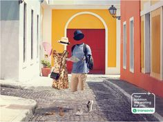 Transavia: Your holidays are waiting for you   Client: Transavia Advertising Agency: Les Gaulois, Puteaux, France Creative Director: Gilbert Scher Art Director: Jordan Molina
