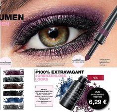 Campagne 15 - Hanys Avon Shop Mascara, Eyeliner, Eyeshadow, Avon, Lipstick, Shopping, Beauty, Long Eyelashes, New Looks