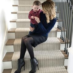 """Emily Jackson // Ivory Lane on Instagram: """"Sunday convos... He's getting to be the best little talker! #sunday #sundaybest"""""""