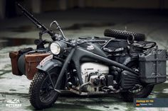 Rocketumblr | Zündapp KS 750