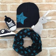 Baby Boys Gift Pack for Baby Gift, Baby Shower - Star Theme
