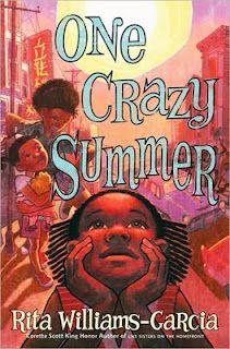 Book-Blurbia Lesson Ideas: One Crazy Summer by Rita Williams-Garcia