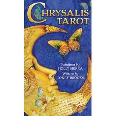 Chrysalis Tarot, got this deck! It's a little different than what I was expecting