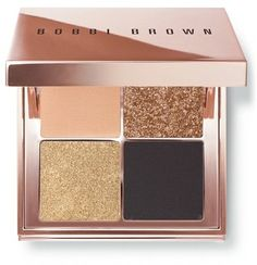 Bobbi Brown 'Sunkissed' Eye Palette (Limited Edition) #bobbibrown #eyeshadow #makeup #gold #copper #shimmer