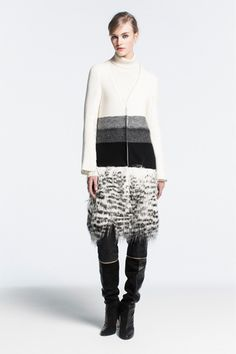 Vionnet Pre-Fall 2013 Collection Slideshow on Style.com