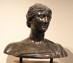 Sappho - from Pisoni's villa at Herculaneum - Naples, Archaeological Museum