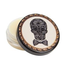 Skull Solid Perfume $22 Black tea, anise, basil & citrus!