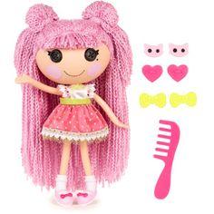 Lalaloopsy Loopy Hair Doll, Jewel Sparkles