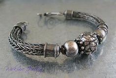 Wickwire Jewelry: Week 20-Lots of Viking Knit