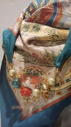 foulard gioiello. by Gioiepergioco